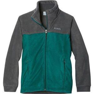 NWT Columbia Granite Mountain Fleece Jacket XXL